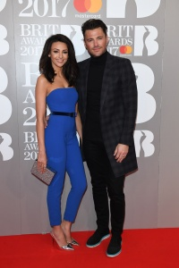 Michelle Keegan - The Brit Awards, Arrivals, O2 Arena, London - February 22nd 2017