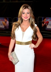 Zara Holland - Daddy's Home UK Premiere @ Vue West End in London - 12/09/15