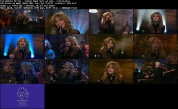 Jennifer Nettles - Tonight Show with Jay Leno - 1-29-14