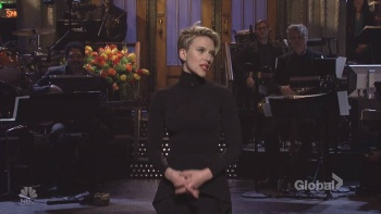 Scarlett Johansson - Saturday Night Live S42 E16 (2017) | HD 720p