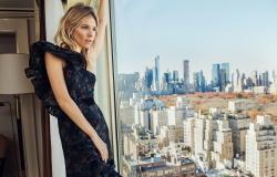 Sienna Miller - Telegraph December 2016