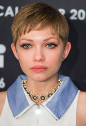 Tavi Gevinson - Pirelli Calendar 2016 Photocall @ Grosvenor House in London - 11/30/15