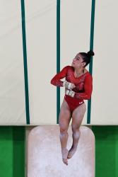 Aly Raisman - Rio 2016 Olympics Games: Individual All-Around Finals @ the Arena Olimpica do Rio in Rio de Janeiro - 08/11/16