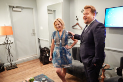 Edie Falco - The Late Late Show with James Corden: July 25th 2017