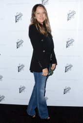 Jennifer Meyer - Stella McCartney Autumn 2016 Presentation @ Amoeba Music in Los Angeles - 01/12/16