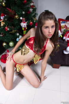 Heidy Model Christmas Set