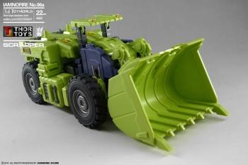 [Toyworld] Produit Tiers - Jouet TW-C Constructor aka Devastator/Dévastateur (Version vert G1 et jaune G2) - Page 5 RvTFVQxG