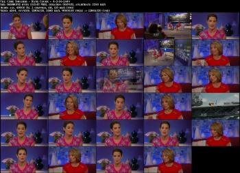 Cobie Smulders - Katie Couric - 4-2-14