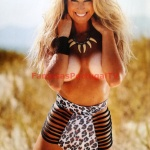 Gatas QB - Andressa Pedry Playboy Portugal Setembro 2016