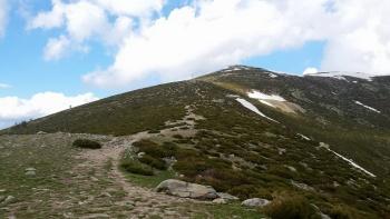 22/4/2015. Valle de la Barranca, Bambi, El Calvario, Puerto de Navacerrada,Casi la BOLAAAAA , Tuberia y Barranca, Guapisima RFIy0Ybd