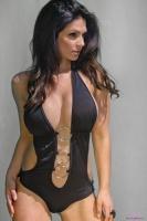 Дениз Милани, фото 5222. Denise Milani Black Bikini 2012 :, foto 5222
