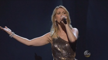 Celine Dion - The Show Must Go On - The Billboard Music Awards (2016) | HD 720p