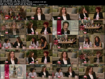 Emily Mortimer - The Talk - 3-13-14
