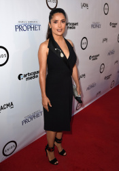 Salma Hayek - GKIDS' 'Kahlil Gibran's The Prophet' Screening in LA 7/29/15