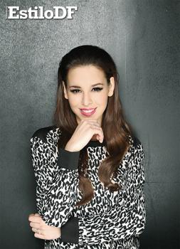 Danna Paola sexy para Estilo DF Octubre 2014 [FOTOS] 6