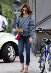 Mandy Moore - out in Hollywood 5/1/13
