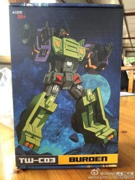[Toyworld] Produit Tiers - Jouet TW-C Constructor aka Devastator/Dévastateur (Version vert G1 et jaune G2) - Page 7 J07ugnch