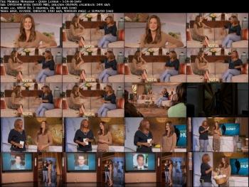 Michelle Monaghan - Queen Latifah - 1-24-14
