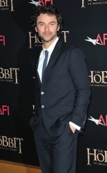 Aidan Turner - 'The Hobbit An Unexpected Journey' New York Premiere, December 6, 2012 - 50xHQ SDsUiCzg