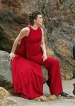 Milla Jovovich - Set of a Photoshoot in Malibu January 19-2016 x44