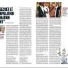 Interview d'olivier raurich dans Marianne