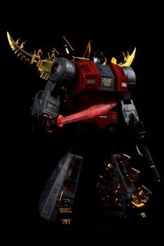 [Fanstoys] Produit Tiers - Dinobots - FT-04 Scoria, FT-05 Soar, FT-06 Sever, FT-07 Stomp, FT-08 Grinder - Page 5 TV0QCMro