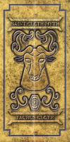 Taurus Aldebaran Gold Cloth AcoRx32n