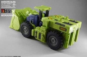 [Toyworld] Produit Tiers - Jouet TW-C Constructor aka Devastator/Dévastateur (Version vert G1 et jaune G2) - Page 5 WqGNsO7f