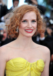 "Jessica Chastain - *ADDS* 2011 Cannes Film Festival ""Tree of Life"" premiere 5/16/11"