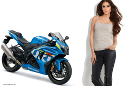 2015 Suzuki GSX-R1000 official high-res photos
