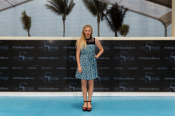 Chloe Moretz at The 5th Wave Photo Call in Cancun - 6/12/15