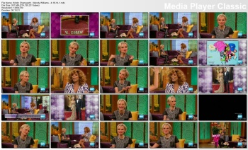 Kristin Chenoweth - Wendy Williams - 4-16-14
