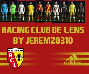 Download PES 2013 RC Lens GDB Kits by JEREMZ0310