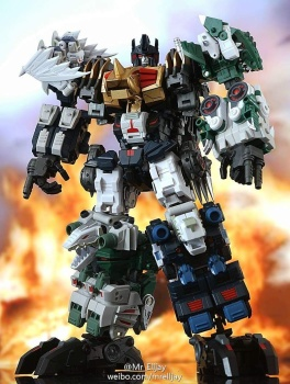 [FansProject] Produit Tiers - Jouet Saurus Ryu-oh aka Dinoking (Victory) | Monstructor (USA) - Page 2 4lmxlYZZ