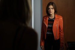 Lucy Hale - Pretty Little Liars Season 7 Episode 3 Promotional Stills