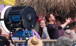 Robert Downey Jr. - On The Set Of 'Iron Man 3' 2012.10.02 - 19xHQ TVcG7B2N