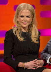Nicole Kidman - The Graham Norton Show Series 20 Episode 11