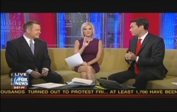 Juliet Huddy Pictures (MQ) Fox and Friends