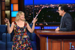 Ari Graynor - The Late Show with Stephen Colbert: June 29th 2017