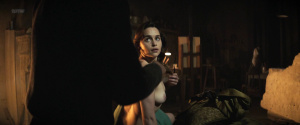 Emilia Clarke @ Voice From The Stone (US 2017) [HD 1080p WEB]  F8lQ4LeN