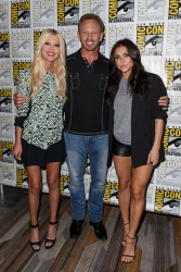 Cassie Scerbo - Sharknado 3 Press Line @ San Diego Comic-Con 2015 - 07/10/15