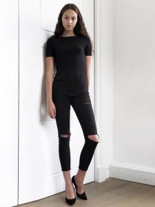 Jenaye Noah - the Fashion Spot
