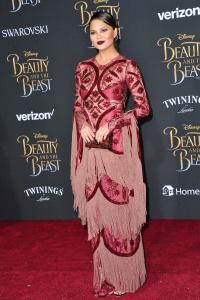 Chrissy Teigen - Beauty & The Beast World Premiere in Los Angeles - March 2nd 2017