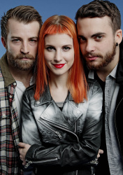 Paramore (Hayley Williams,  Jeremy Davis, Taylor York) - Chris McAndrew Photoshoot for The Guardian (February, 2013) - 35xHQ XLfyfwLZ