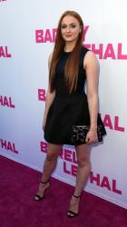 Sophie Turner - Barely Lethal Premiere in LA 05/27/15