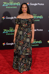 Garcelle Beauvais - Zootopia Premiere @ the El Capitan Theatre in Hollywood - 02/17/16