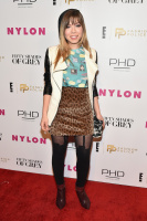 Jennette McCurdy - Fifty Shades of Fashion event in New York City 2/11/15
