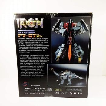 [Fanstoys] Produit Tiers - Dinobots - FT-04 Scoria, FT-05 Soar, FT-06 Sever, FT-07 Stomp, FT-08 Grinder - Page 9 S7XwzNVB
