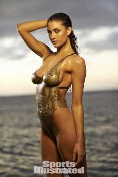 Lauren Mellor - Sports Illustrated 2014 Swimsuit Issue