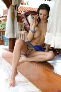 Katie Fey - Blue Belt - [18magazine] SGnsvYMo